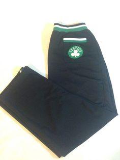 NBA Boston Celtics Sweatpants Polyester 2XL #NBA #TracksuitsSweats