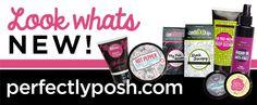 What's new at Perfectly Posh http://www.perfectlyposh.us/PERFECTLYMADEPOSH/