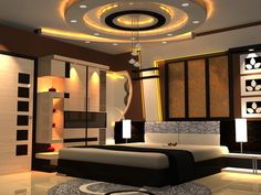The top companies or agencies for in understand what their clients expect from them. They take every possible measures to get your home the best look that you dream of. Interior Ceiling Design, House Ceiling Design, Ceiling Design Living Room, Bedroom False Ceiling Design, Interior Decorating, Wardrobe Door Designs, Wardrobe Design Bedroom, Room Design Bedroom, Bedroom Furniture Design