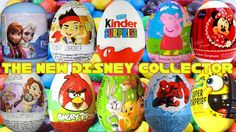 30 œufs Surprise Eggs Disney Collector DORA THE EXPLORER Mickey Mouse Fr...