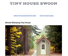 Tiny House Swoon Feature