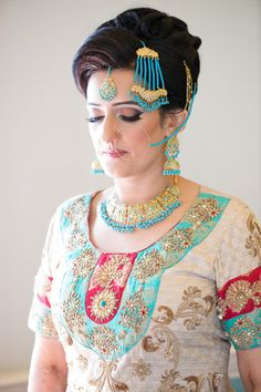 A Muslim Wedding and an Explosion of Colour and Style...