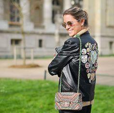 'Street Style': Recorremos las calles parisinas durante la Alta Costura para encontrar los mejores ´looks'