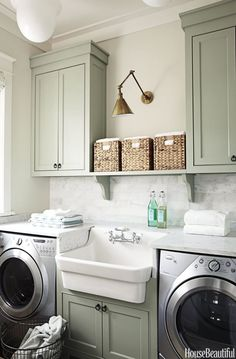 The World's Most Beautiful Laundry Rooms | Apartment Therapy