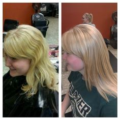 Blonde by Darci!
