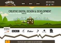 UCreative.com - 40 Cool Website Design Ideas You Should Check | UCreative.com