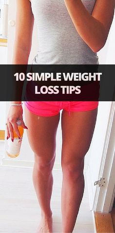 10 simple but effective weight loss tips easy weight loss, losing weight ti Lose Weight In A Week, How To Lose Weight Fast, Lower Belly Workout, Ideal Body, Easy Weight Loss, Losing Weight, Fitness Diet, Woman Fitness, Workout For Beginners