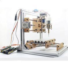 ... machine CNC DIY cnc wood carving machine mini engraving machine