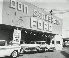 1000 images about vintage car dealership on pinterest car dealerships chevrolet dealership. Black Bedroom Furniture Sets. Home Design Ideas