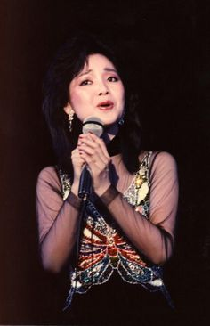 Forever Teresa Teng, May your song always wanders in the world of love!