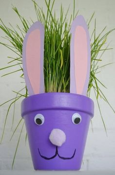 Easy and fun DIY Easter crafts to try with your kids at home.
