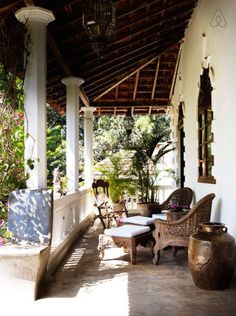 Portuguese house in Goa, Arpora