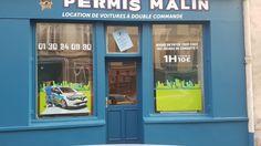 Permis Malin Versailles : Location de véhicules double commande 32 Rue De L\'orangerie 78000 Versailles    01.30.24.09.90