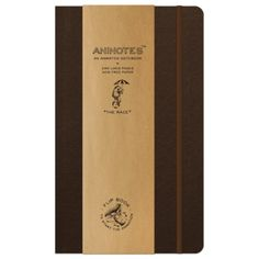 Aninotes Notebook - The Race. Watch these cyclists race and jump canyons, a last dash for the line with a surprise winner! £9.50 free uk delivery.