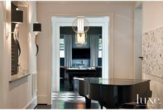 Modern Casual Dining Area   LuxeSource   Luxe Magazine - The Luxury Home Redefined