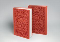 Hemingway Book Cover Series by Rachel Ake, via Behance
