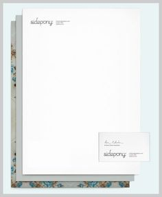 Company Letterhead Design   Stationary
