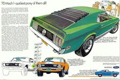 1970 Ford Mustang Ad-01