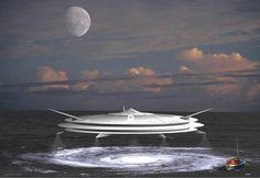 Raumschiff Orion - Startbasen der schnellen Raumverbände im Pazifik entdeckt.