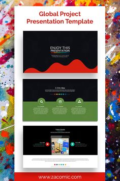 Present all the details of your business with Global Project Presentation Template, back to basic and elegant design, full customizable slides.  #Powerpoint #template #presentation #themes #online #business #infographic #template #minimal #brand #pitch #deal #highlights, #maps #marketing #investor #launch #commerce #business #slide #services #startup #chart #sales #deck #entrepreneur Powerpoint Presentation Slides, Powerpoint Themes, Sales Deck, Shapes Images, Color Changer, Project Presentation, People Around The World, Keynote, Pitch