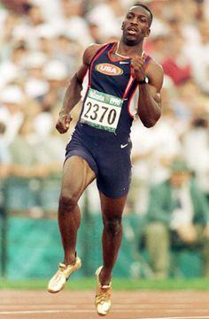 black female athletes | Michael Johnson: African Slave Descendants Have 'Superior Athletic ...