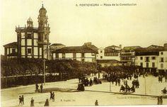 ANTIGUAS FOTOS: Pontevedra 1900 1950