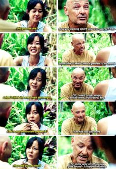 Locke needed to get lost to find himself Lost Memes, Lost Quotes, Sci Fi Series, Tv Series, Movies Showing, Movies And Tv Shows, John Locke Quotes, Serie Lost, Lost Tv Show