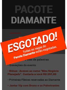 Negócio Online de Sucesso - 2016 ao Vivo - Internet e Negócios no Mesmo Lugar — Curso Bruno Pinheiro