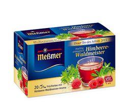 Unser Tee des Jahres Himbeere-Waldmeister