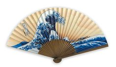 japanese fans | Traditional Japanese design paper fan , Japanese craft