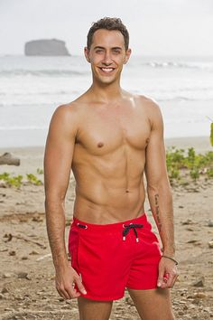 Pin for Later: Meet the New Survivor Contestants Reed Kelly  Age: 31 Hometown: New York Occupation: Actor