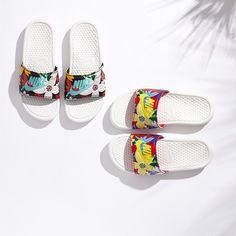 Cute Slides, Lazy Days, Custom Shoes, Kurtis, New Shoes, Justin Bieber, Me Too Shoes, Nike Women, Fashion Shoes