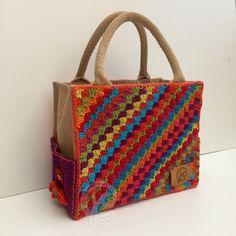 crochet bags - Jellina-creations