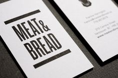Designed by Glasfurd & Walker, Meat & Bread is a great little sandwich shop which recently opened in Vancouver.