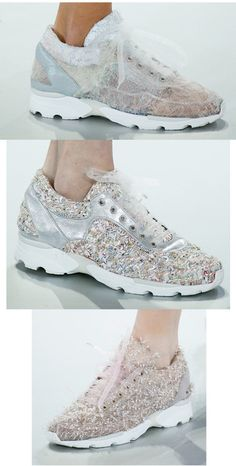 These Chanel sneakers are INSANE, and I LOVE IT.
