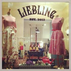 LIEBLING I Belgisches Viertel I Limburger Str. 2B in 50672 Köln I Kleidung Accessoires Kosmetik Schuhe Vintage Lena Hoschek Des petits Hauts Mes Demoiselles Stop Staring!