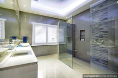 double showers - Google Search