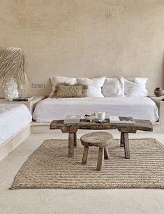 Boho Living Room, Living Room Decor, Living Spaces, Living Rooms, Interior Architecture, Home Interior Design, Beton Design, Home Fashion, New Homes