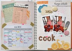 Karyn's Crafting Obsession: Let's Cook!