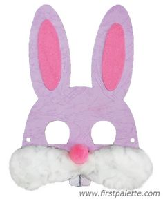 Bunny mask craft