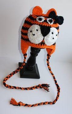 Auburn hat