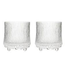 Iittala Ultima Thule Whiskeyglas 280 ml Set van 2 - Helder - afbeelding 1