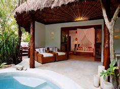#3 Viceroy Riviera Maya, Mexico; World's Best Beach Resorts: Readers' Choice 2014 - Condé Nast Traveler