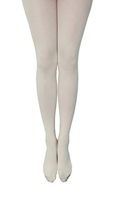 [NovaLava] Womens Semi Opaque 80 Denier Footed Pantyhose Tights Ivory High Quality Solid Color 80 Denier Semi Opaque Tights From Feet to Waist Size: One size fits XXS, XS, S, M / Stature: 5 ~ ~ 175 cm) / Hip: ~ inch ~ 103 cm) Made in Korea White Tights, Colored Tights, Opaque Tights, Women's Tights, Thigh High Socks, Patterned Socks, Funky Fashion, Dress Socks, Fashion Socks