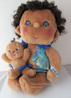 Hugga Bunch Bubbles Stuffed Plush Doll