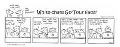 White-chans Go Tour Liaoz #13