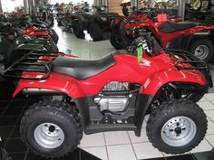 New 2017 Honda Recon ATVs For Sale in Texas. 2017 Honda Recon, New 2017 Honda FourTrax TRX250TM Recon 4-wheeler...a powerful, versatile, rugged ATV, but one that also offers a smaller overall footprint. Its compact size helps you maneuver through tighter trails that would stop some larger ATVs. But the Recon is a powerhouse of an athlete in the welterweight class. Its specially designed 250-class engine is engineered for plenty of low-rpm torque and power, where the real work gets done. Its…