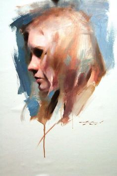 Fine Art  Painting...I love Alla Prima don't you?