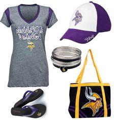 Show your #Vikings pride. Available now at www.vikingslockerroom.com
