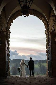 Chatsworth House, Derbyshire | 24 Breathtaking British Wedding Venues